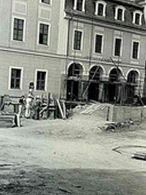 Bauphase 1982 bis 1985