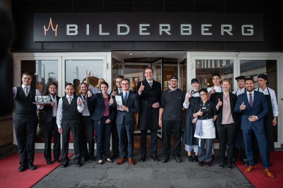 Het team van Bilderberg Dresden