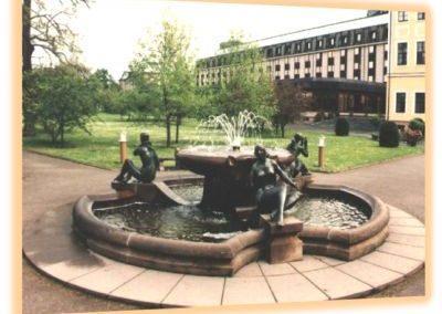 Drei Grazien Brunnen