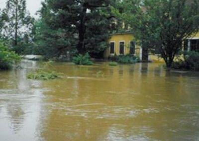 Flutkatastrophe Dresden 2002