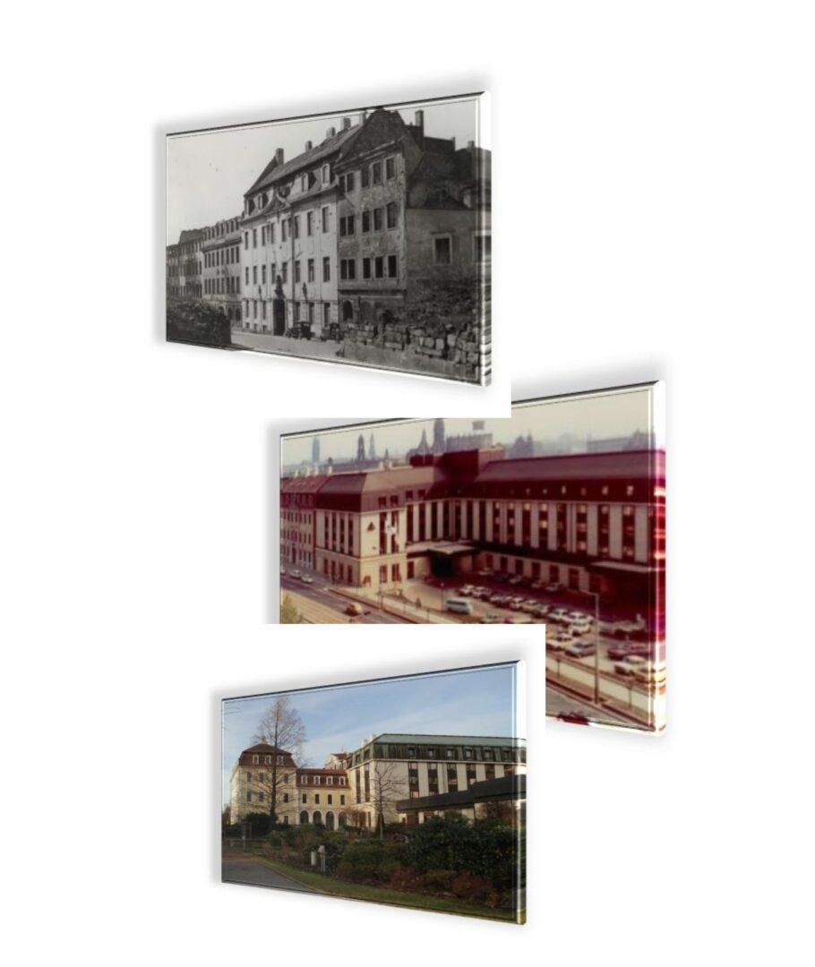 Geschiedenis van Bellevue Dresden