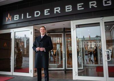 Hoteldirektor Bilderberg Hotel Sebastian Klink