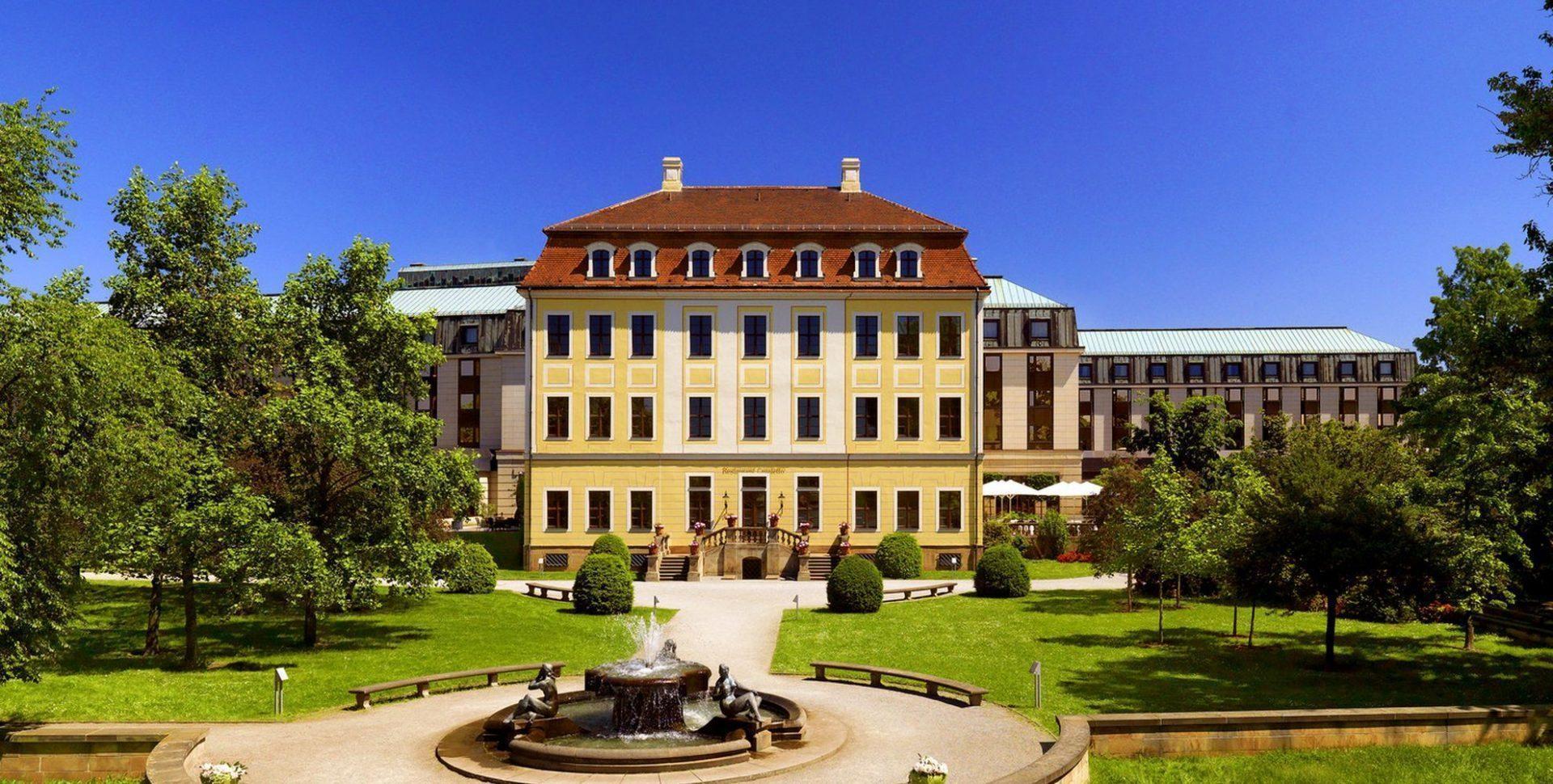 The Westin Bellevue Dresden - Außenansicht