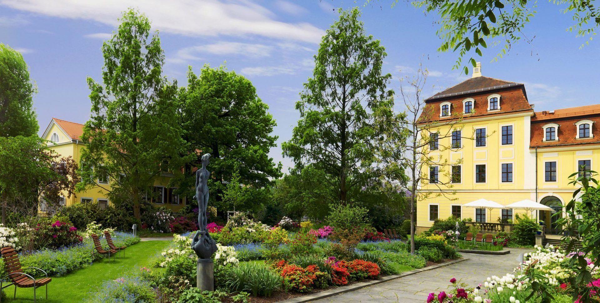 The Westin Bellevue Dresden - Bellevuegarten