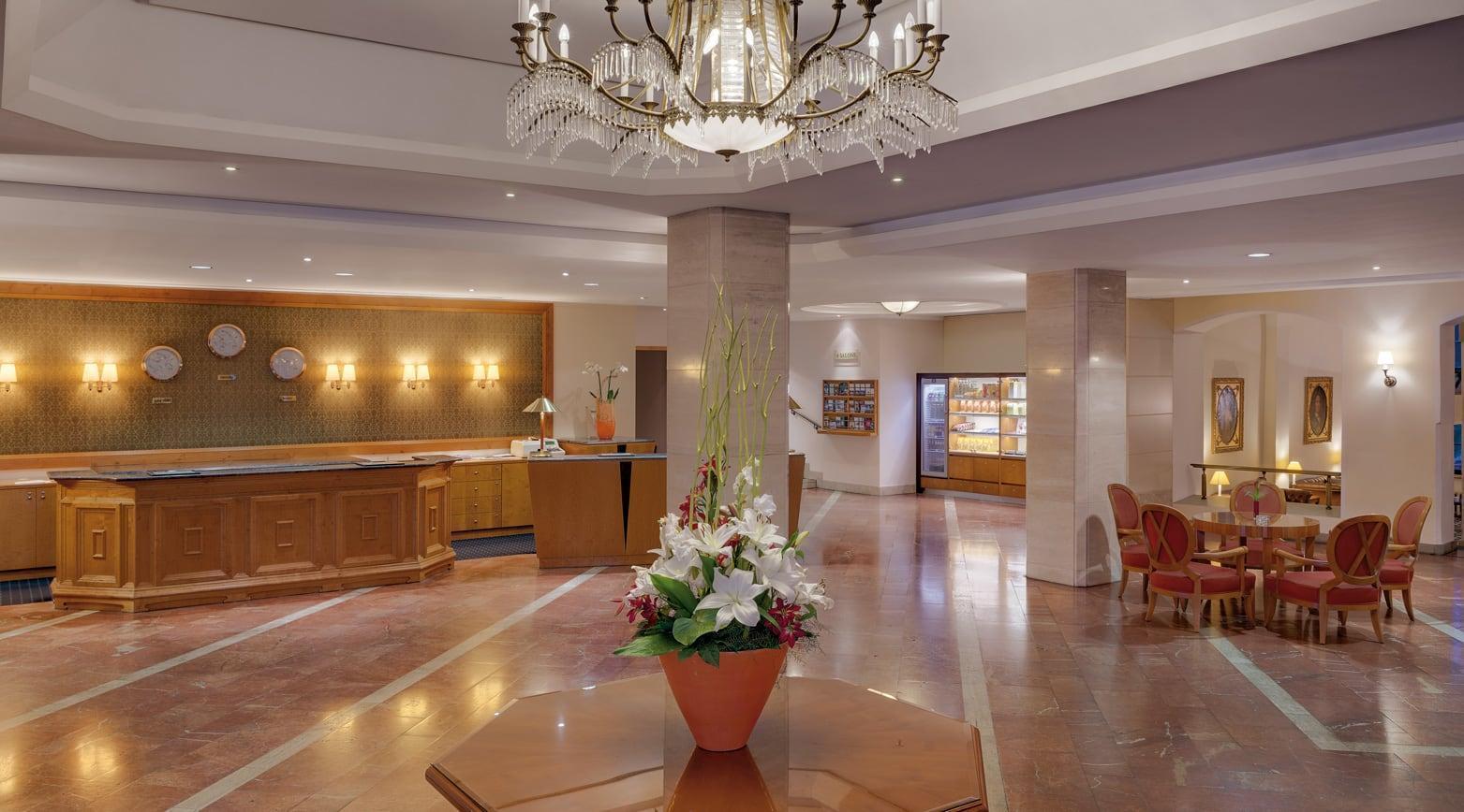 The Westin Bellevue Dresden - Lobby