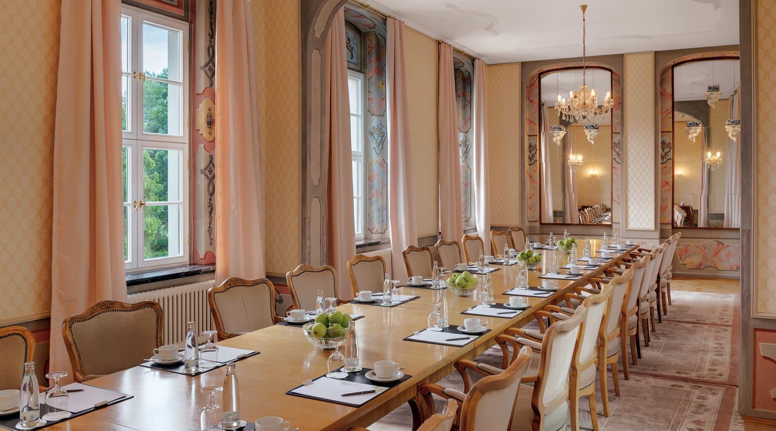 The Westin Bellevue Dresden - Raum Meissen