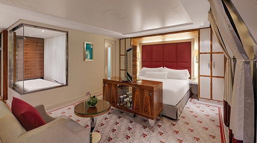 The Westin Bellevue Dresden - Deluxe Junior Suite