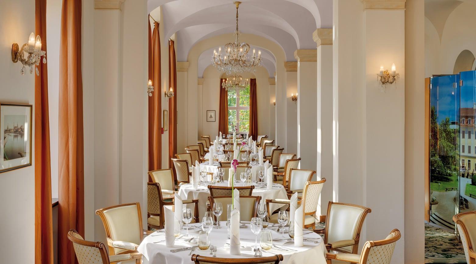 The Westin Bellevue Dresden - Restaurant Canaletto