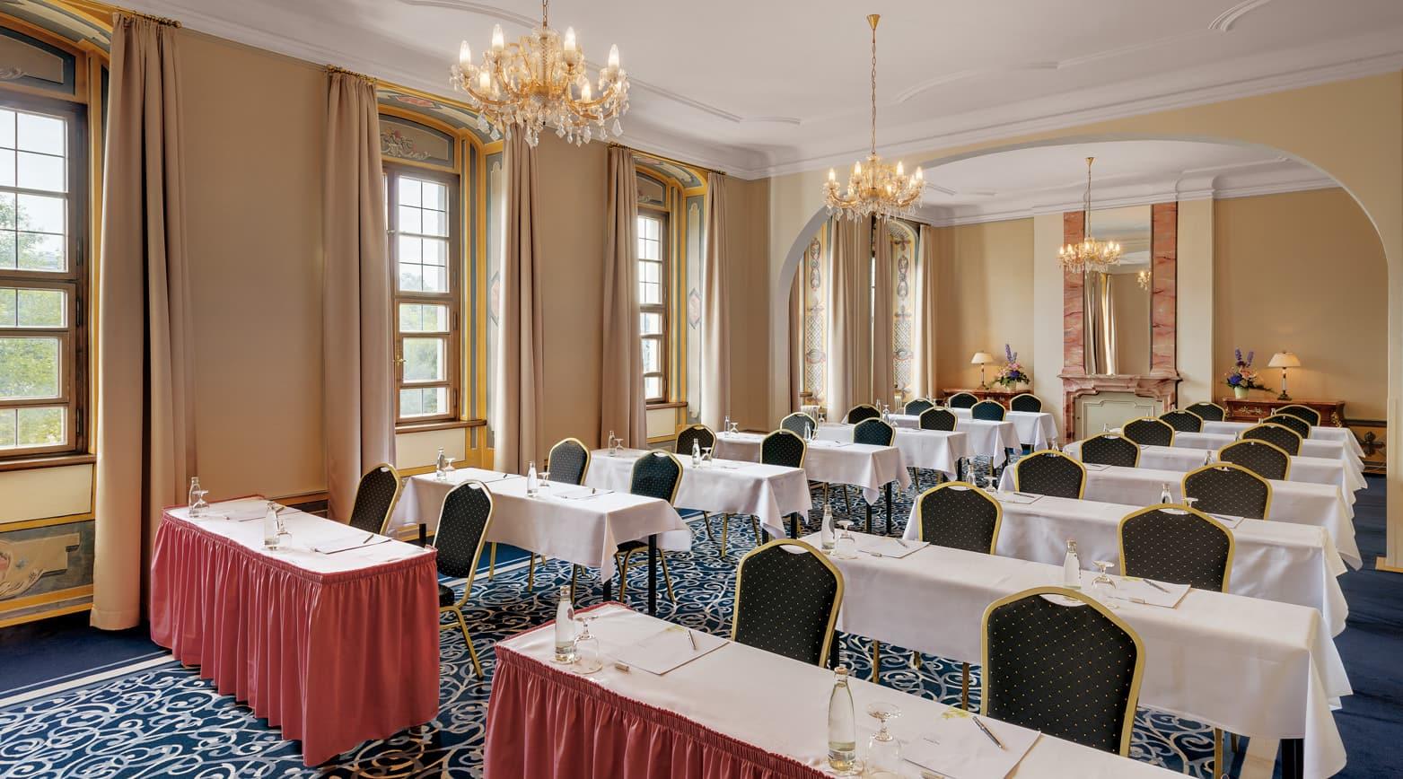 The Westin Bellevue Dresden - Historischer Salon