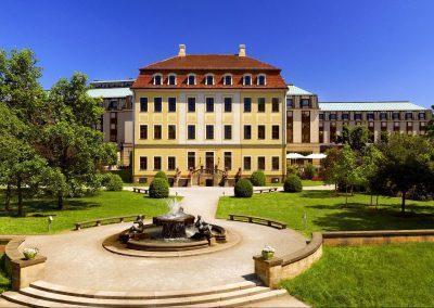 Westin-Bellevue-Dresden-Außenansicht