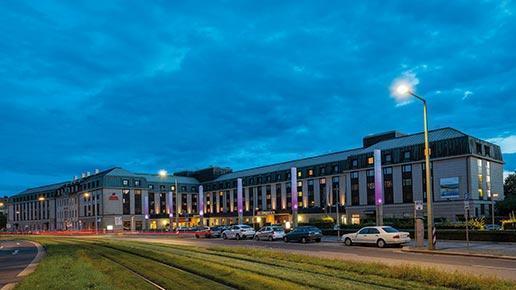 Westin-Bellevue-Dresden-Außenaufnahme