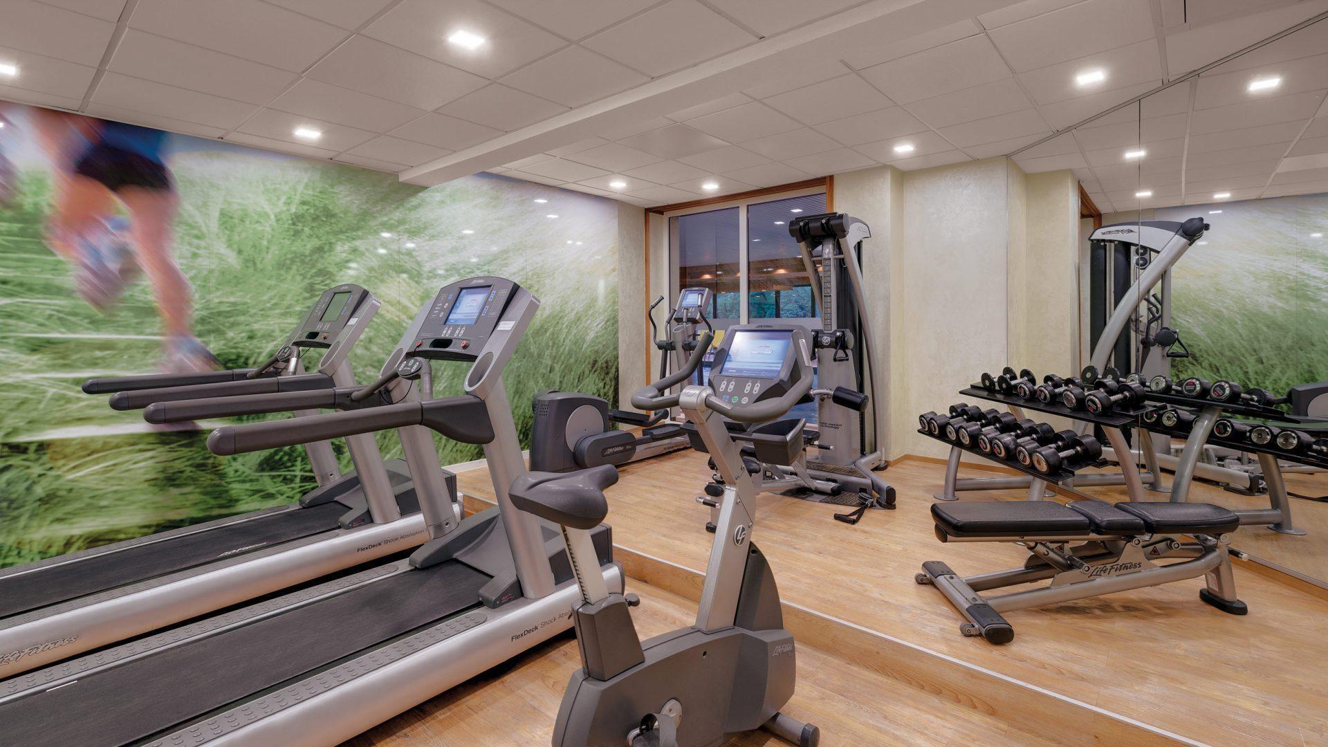 Westin-Bellevue-Dresden-Fitnessraum