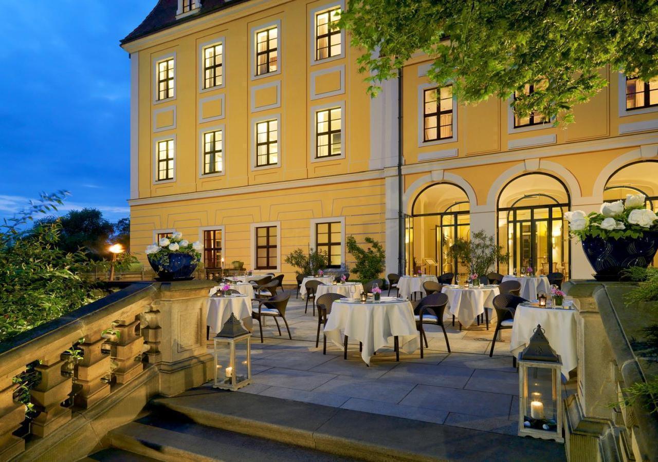 Bellevue Dresden Terrace