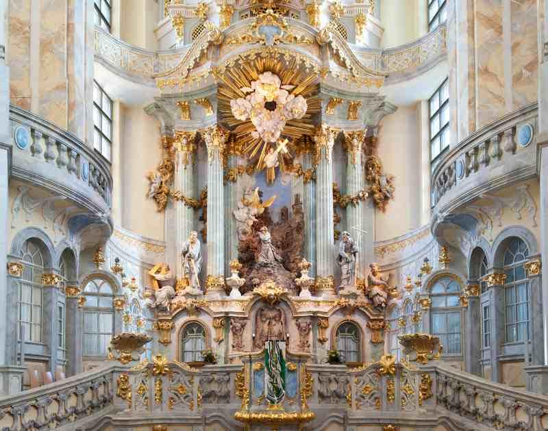 Sehenswürdigkeiten in Dresden - Die Frauenkirche