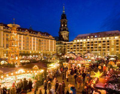 Sehenswürdigkeiten in der Dresden Altstadt