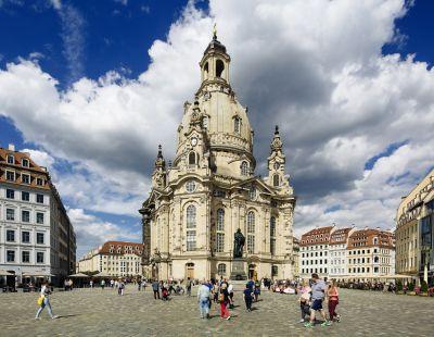 Sehenswürdigkeiten in der Altstadt Dresden