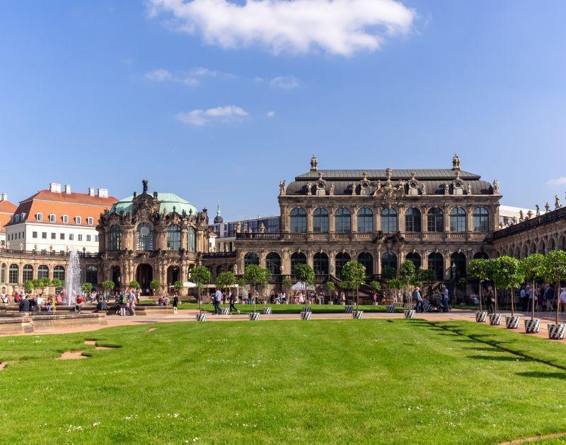 Dresden Zwinger Sight