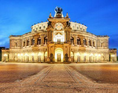 Sehenswürdigkeiten in der Dresdner Altstadt