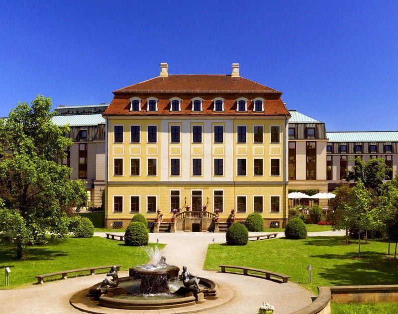 Hotel Dresden Bellevue