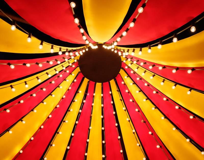 Dresdner Weihnachtszirkus