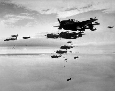 Luftangriff auf die Dresdner Semperoper