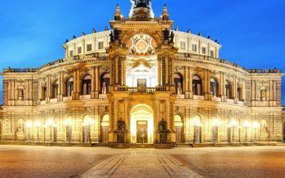 Die Semperoper Dresden