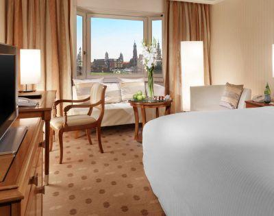 Exklusives Hotelzimmer in Dresden