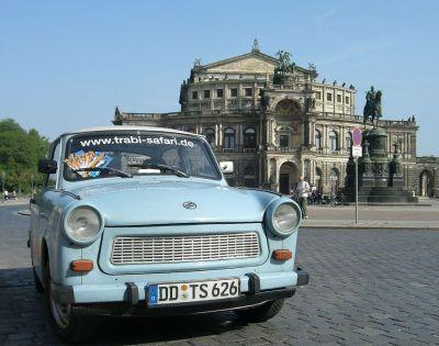 Die Geschichte der Semperoper Dresden
