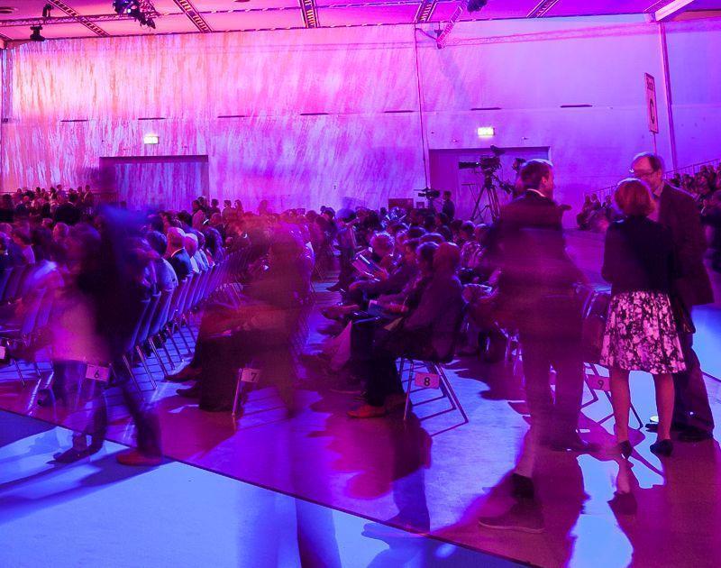 Unterhaltungsprogramm Dresden Messe